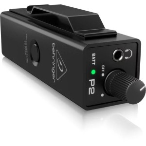 Personal monitor amplifier behringer P2 : Rp 725.000