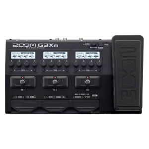 Zoom G3Xn Guitar Effect with Expression