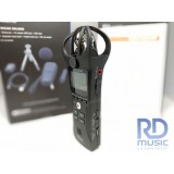 ZOOM H1n with Acc pack:Portable Audio recorder/Microphone video DSLR