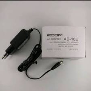 Adaptor ZOOM AD16 Efek ZOOM MS50G/MS70CDR/MS60B
