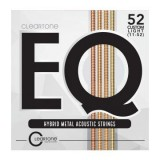 CLEARTONE EQ String Acoustic Hybrid Metal Custom Light 11-52