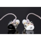 Pi 3.14 audio IEM dual driver (PLIISEN121) in ear monitor panggung