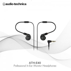 Audio Technica E40 professional in ear monitor IEM stage panggung