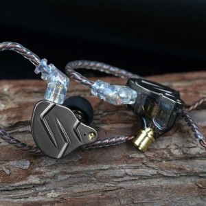 In ear monitor KZ-ZSN PRO / KZ ZSN PRO dual driver Hybrid ( with mic )