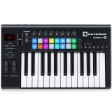 NOVATION LAUNCHKEY 25 MK-II midi controller keyboard