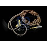 kabel mmcx 4 core copper replacement pi 3.14 audio .