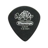 Dunlop Pick Tortex Pitch Black Jazz III 1.00 mm