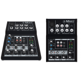 Mackie Mix 5 - Mini Mixer 5 Channel