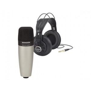 Samson C01/SR850 bundle