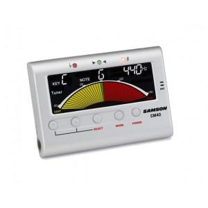 Samson CM40 Chromatic Tuner / Metronome