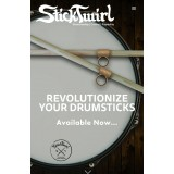 Sticktwirl USA : Drum Stick Grip