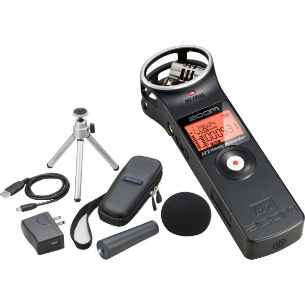 Zoom H1 Audio Recorder Dengan Aph 1 Rd Music