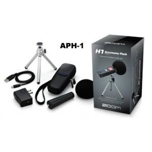 Zoom H1 Audio Recorder dengan APH-1
