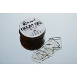 Drum gel The hand damper peredam sustain mute - clear